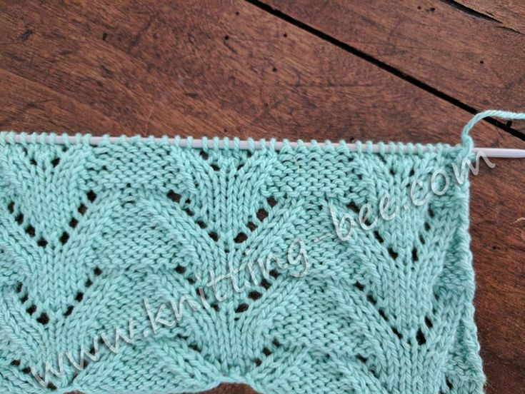 17 Best images about Free Knitting Stitches on Pinterest Lace knitting stit...