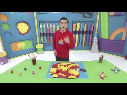 Art attack - Look loufoque - Sur Disney Junior - VF - YouTube