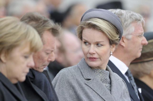 Los Reyes de Bélgica y Merkel rinden homenaje a los soldados caídos en la Gran Guerra – Jefes de estado – Noticias, última hora, vídeos y fotos de Jefes de estado en lainformacion.com