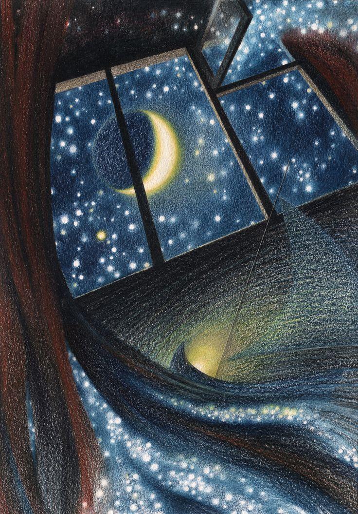 ventana a la noche - Oleg Majorov
