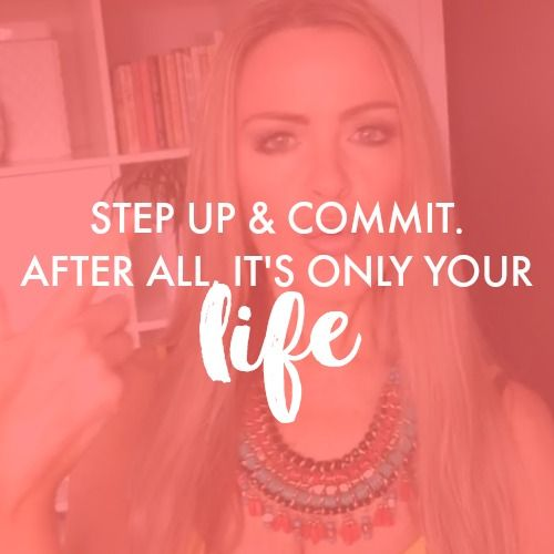 """I've created Ditch the Diet Online Bootcamp for every woman who has thought she looked kinda okay, until she jumped on the bathroom scales and instantly went from """"I'm a red hot diva"""" to """"just give me the chocolate NOW!""""     It's 6 weeks.  It's LIVE.  You have ME by your side the whole way to MAKE SURE you get RESULTS.     And how can I promise this?  Because I've been there too. www.kyliepax.com/bootcamp"""