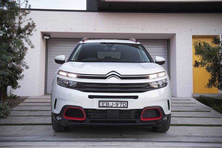 Different, but in a good way Citroen's C5 Aircross
