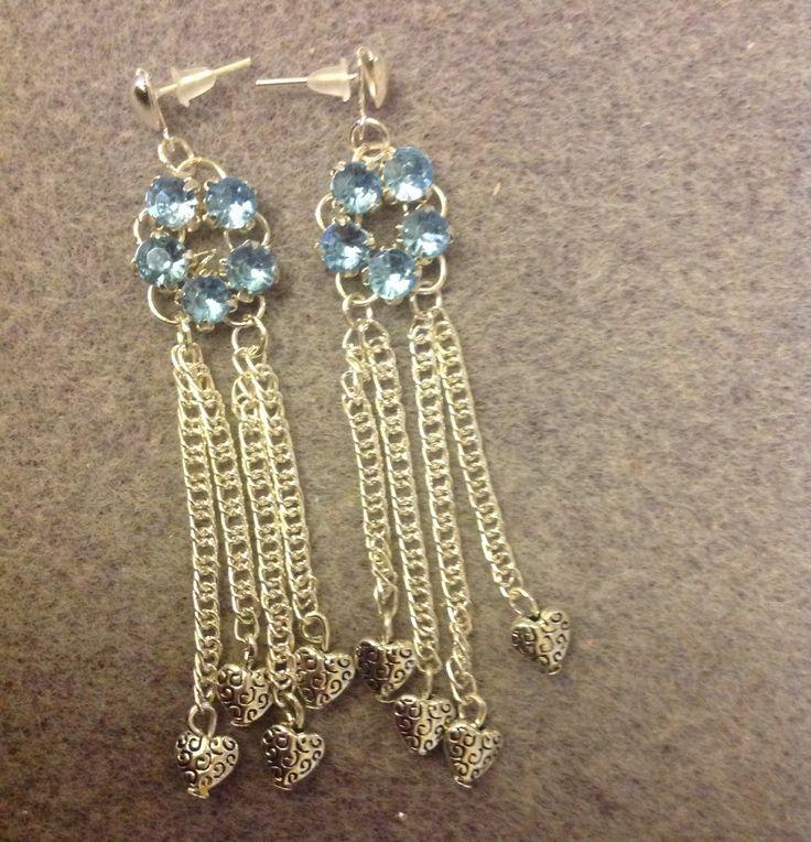 Montee earrings