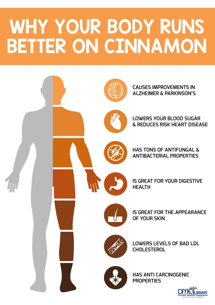 Cinnamon is an excellent solution to boost your body's defenses against colds and flus