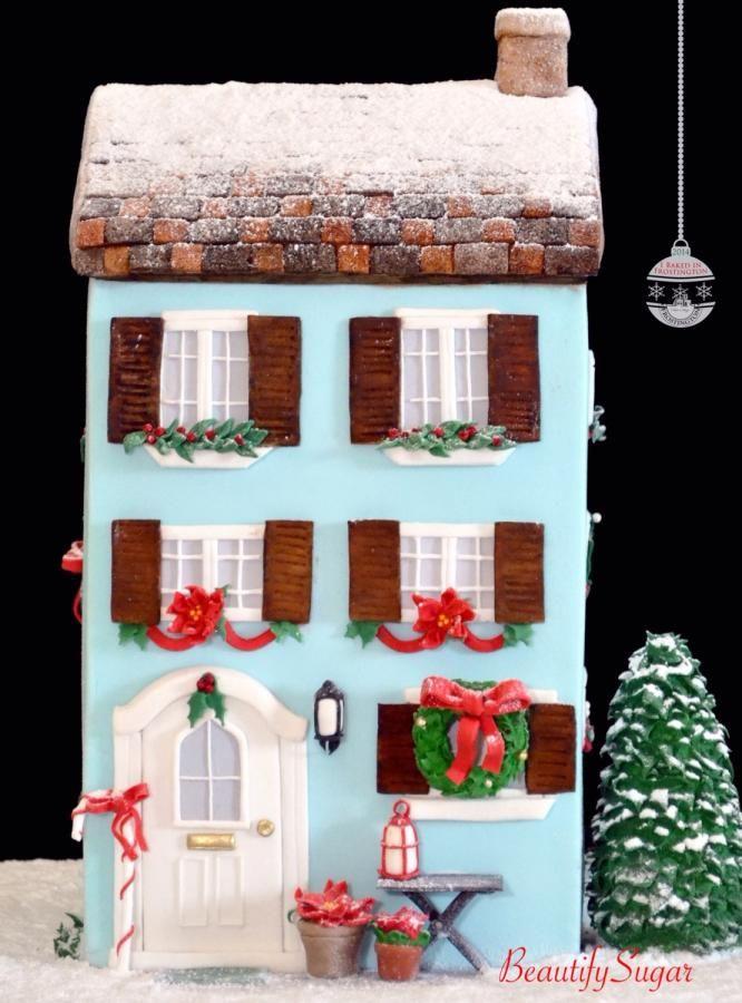 Christmas in Frostington - BeautifySugar