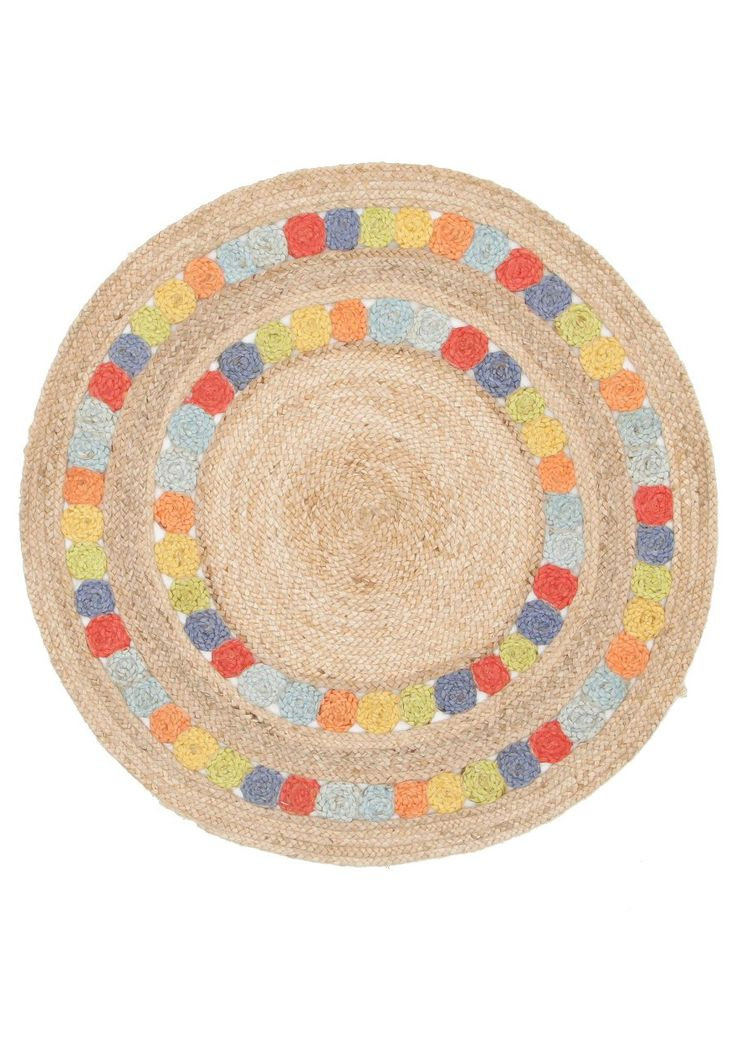 Miss Daisy Jute Rug. Available online only.