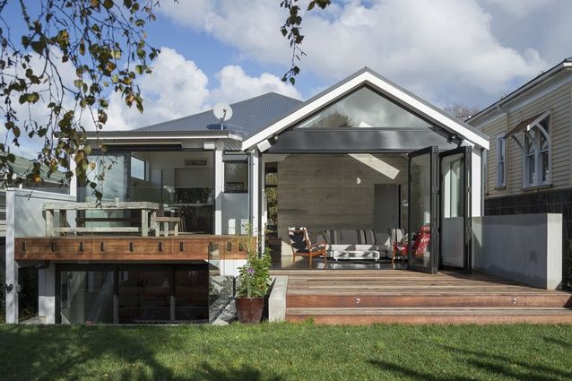 A story across the ages, this house combines the original transitional villa, a…