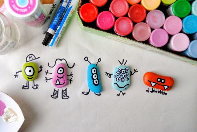 a pretty cool life.: pet {monster} rocks