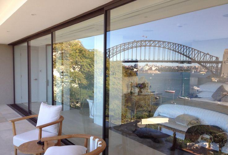 Milson's Point - Minimal steel window