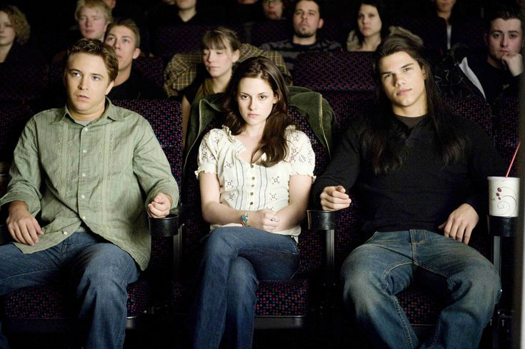 The Twilight Saga's New Moon - One of my favorite parts (out of the parts where Edward is gone that is!)