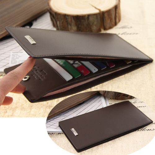 Cool mens wallets