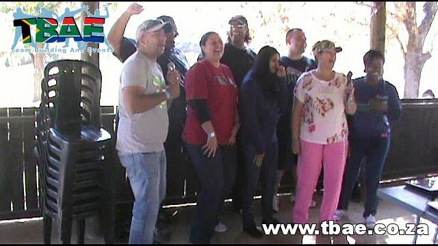 Karaoke Team Building Activity #Karaoke #MovieMaking #TeamBuilding #StandardBank