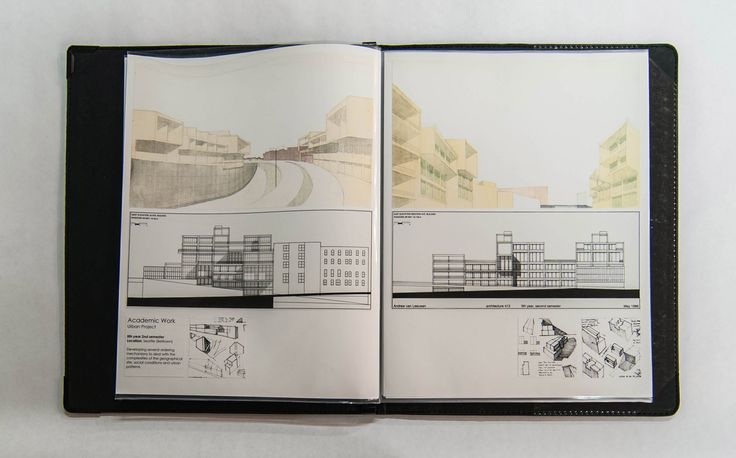 A Student S Guide To The Architectural Portfolio
