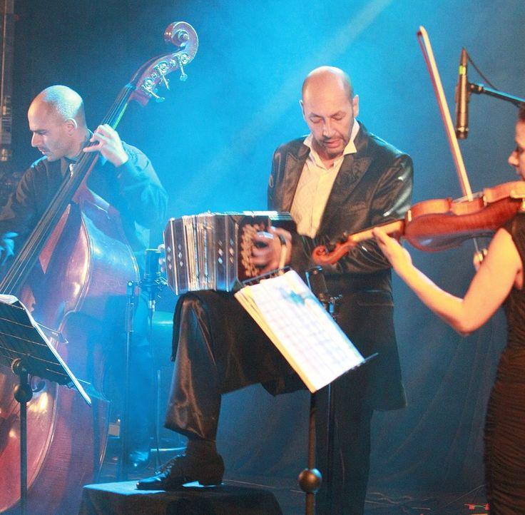 SEINÄJOEN TANGOMARKKINAT. Fabián Carbone kvartetti. Photo: Top Focus