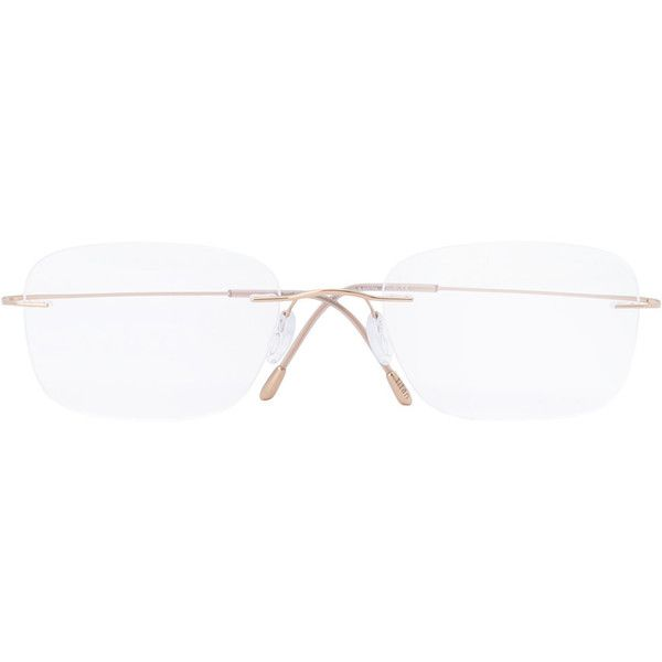 Silhouette rimless glasses frame ($365) ❤ liked on Polyvore featuring accessories, eyewear, eyeglasses, grey, silhouette glasses, rimless eyewear, silhouette eye glasses, silhouette eyewear and rimless glasses