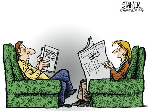 Jeff Stahler By Jeff Stahler Tuesday, October 28, 2014