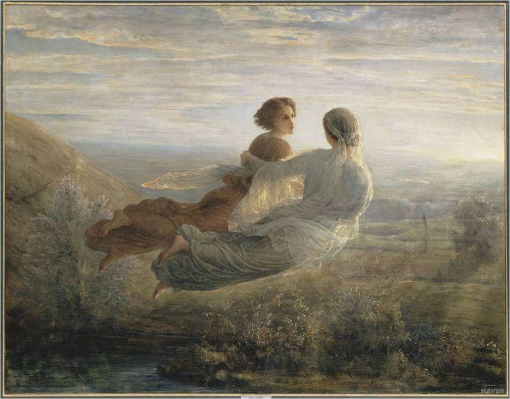 영혼의 시 : 영혼의 비행 – 루이 장모