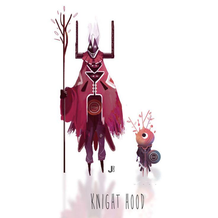 Companion friend for Knight Hood!