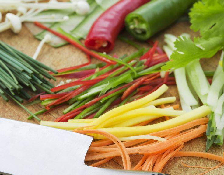 Tagliare+le+verdure:+tutte+le+tecniche+-+Cucina+|+Donna+Moderna