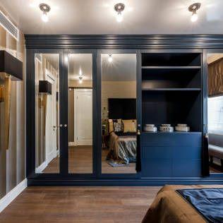 Eclectische slaapkamers van Irina Tatarnikova