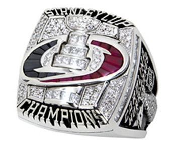 Hurricanes Stanley Cup Ring