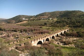 Puente de Encinasola, Huelva
