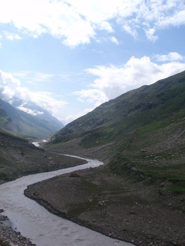 Suru river, Ladakh