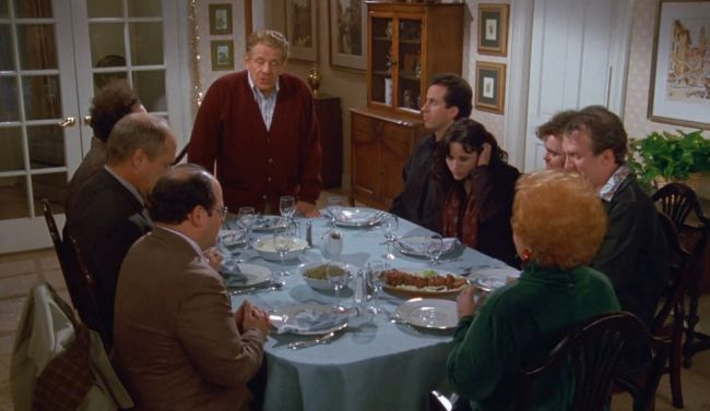 'Stop Crying And Fight Your Father': 'Seinfeld' Writers Explain The True Meaning And Origin Of Festivus
