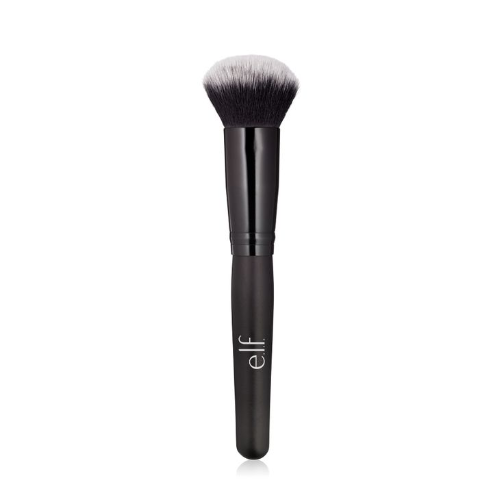 NEW: Powder Blurring Brush. Get selfie-ready with this medium-sized brush, with densely packed bristles that distribute powder evenly by blurring powder into the skin for a soft-focus effect.