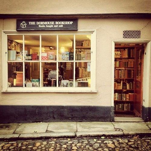 The Dormouse Bookshop, Norwich