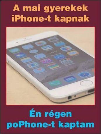 iPhone poHone