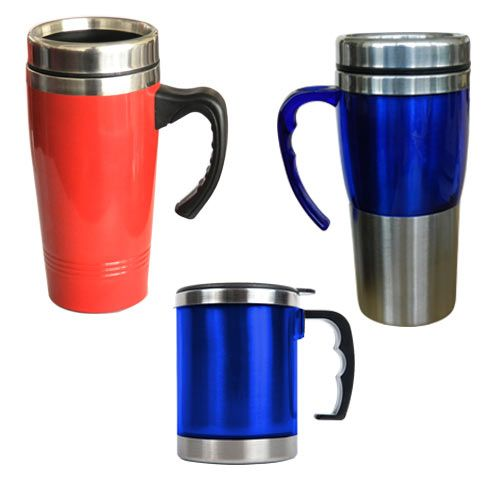 Take a look at the STEIGENS newly designed Thermal Mug at best price in Dubai. These Thermal Mug are magnificently sketched out with exceedingly flexible item that will keep the hot savor out the frosty for long time and can be effortlessly conveyed anyplace for travel utilization. These Thermal Mugs are persistently being progressed for Corporate and Promotional Gifts with custom Business logo for promotional events with engaging tones.