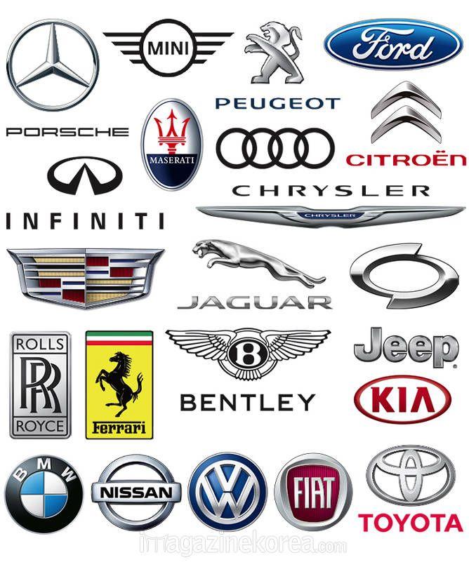 Car Logos Hry