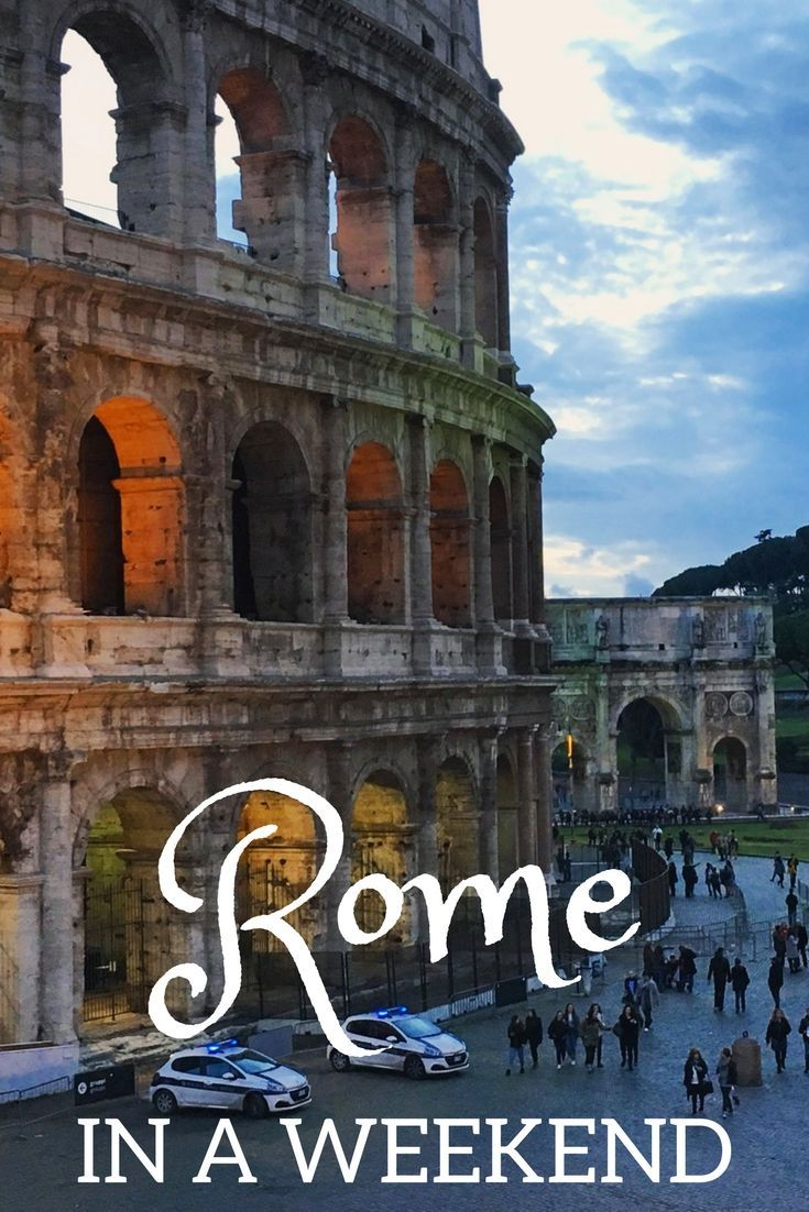 Rome is a beautiful city and if you only have a weekend to visit you will want to maximise your time there with this 2-day walking itinerary, which will take you to explore all the best things to do and places to visit in Rome!