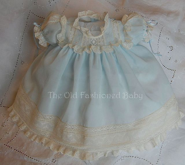 OFB Emma's Smocked Baby Clothes