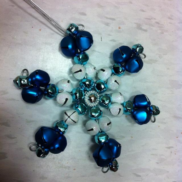 Homemade Christmas Ornaments Jingle Bells: 52 Best Christmas Ornaments: Jingle Bells Images On