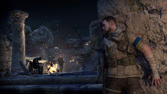UK PS4 games chart top ten: Sniper Elite III holds position at no. 1