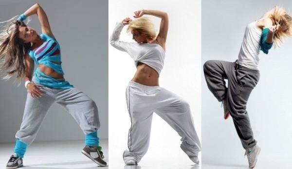 Фотографии танцевальных костюмов для уличных танцев