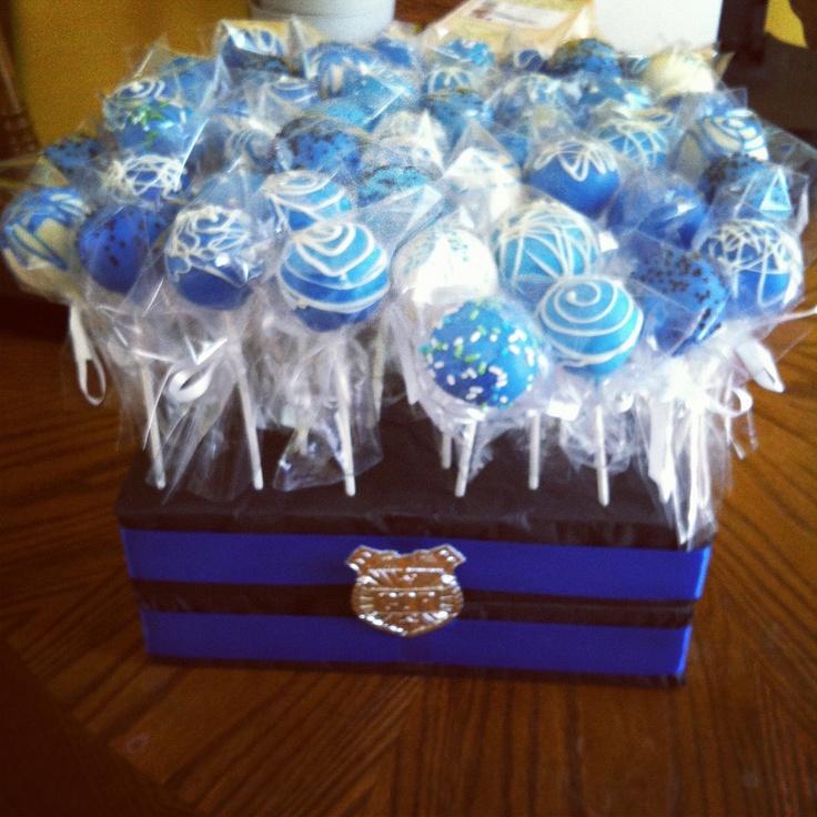 Pinterest Graduation Cake Pops Party Invitations Ideas