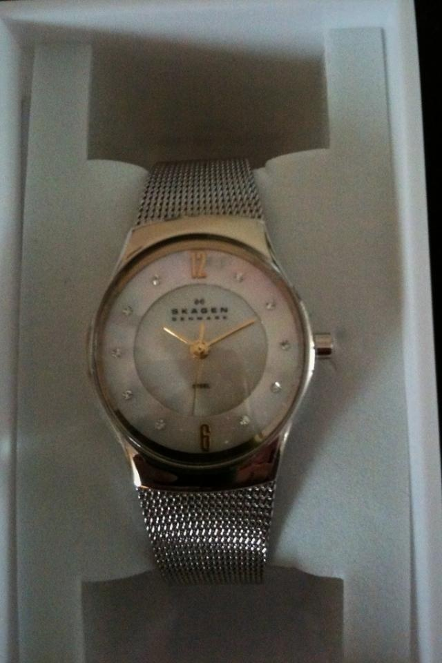 $50 - Brand New  women's SKAGEN watch. - pinterest.com/allerius - Women's Fashion