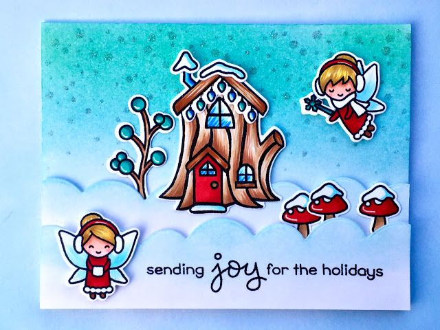 2499 Best Christmas Cards Images On Pinterest Xmas