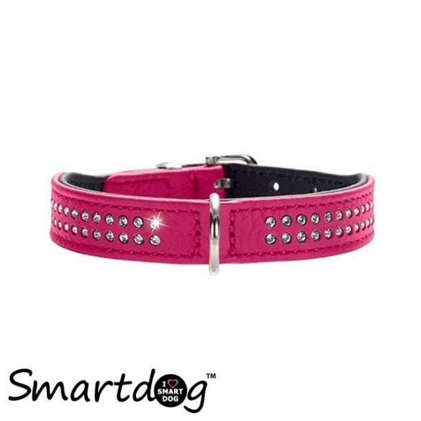 Hunter Diamond Petit Halsbånd - Pink