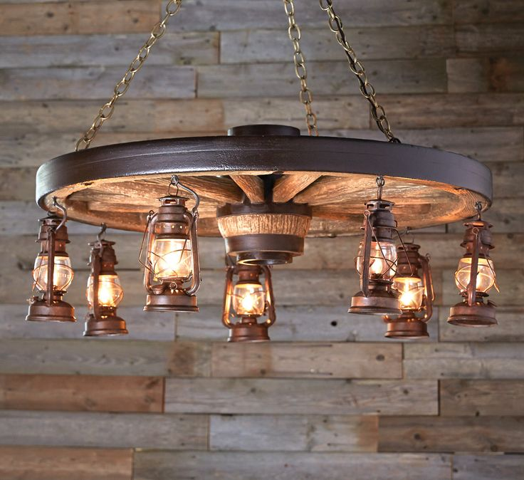 rustic lighting fixtures chandeliers. large wagon wheel chandelier with rustic lanterns lighting fixtures chandeliers u
