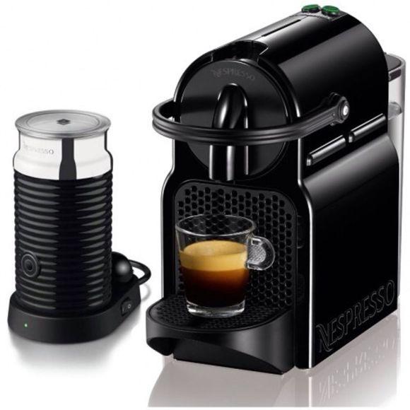 نسبريسو اينسيا ماكينة قهوة Nespresso Inissia مميزات وعيوب وتجارب والسعر Coffee Maker Coffee Nespresso