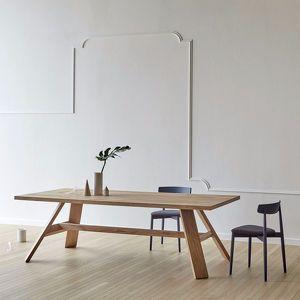 Tavolo Artigiano - design Paolo Cappello - Miniforms