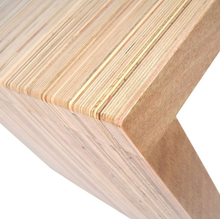 Beautiful Lines On A Coffee Table Made From Marine Plywood Part 41