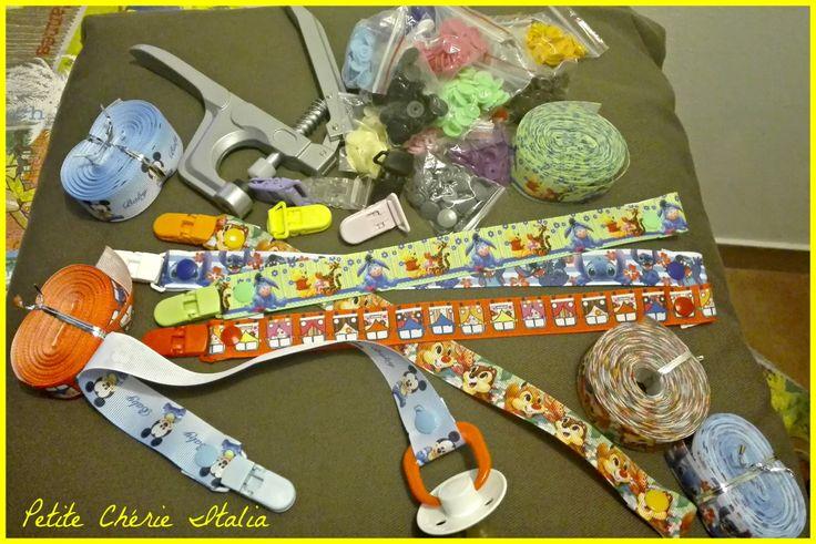 Porta Ciuccio, FAI DA TE #DIY #faidate #bambino #baby #ciuccio #portaciuccio