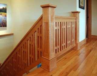25 Best Images About Craftsman Mission Style Railings On