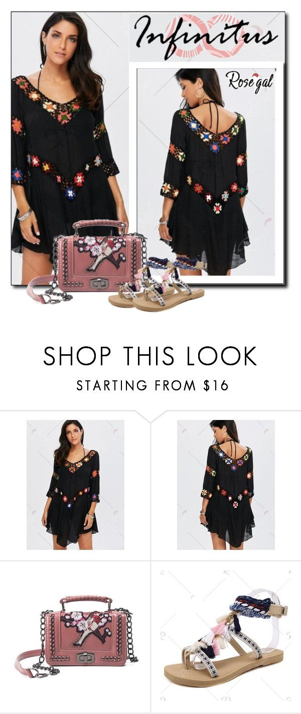 """Rosegal 47"" by aida-ida on Polyvore"