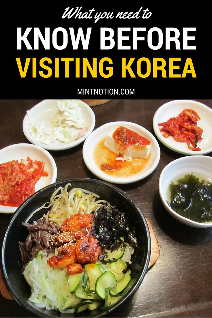 The BEST tips for what you need to know before visiting South Korea (as a North American tourist)